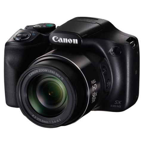 Фотография товара фотоаппарат компактный Canon PowerShot SX540 HS (10009558)