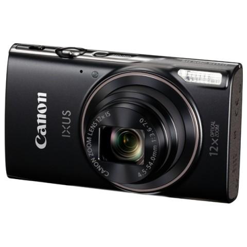 Фотография товара фотоаппарат компактный Canon IXUS 285HS Black (10009575)