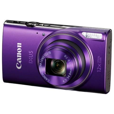 Фотография товара фотоаппарат компактный Canon IXUS 285HS Purple (10009576)