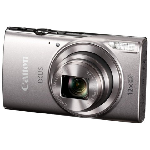 Фотография товара фотоаппарат компактный Canon IXUS 285HS Silver (10009577)
