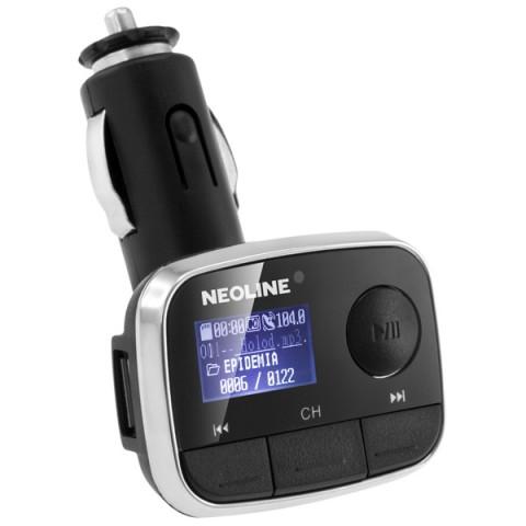 Фотография товара автомобильный FM-модулятор Neoline Bliss FM (10009844)
