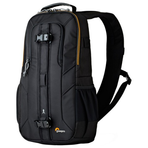 Фотография товара рюкзак для фотоаппарата Lowepro Slingshot Edge 250  AW- Black/Noir (10009994)