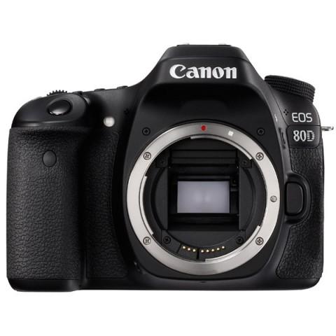 Фотография товара фотоаппарат зеркальный Canon EOS 80D Body (10010001)