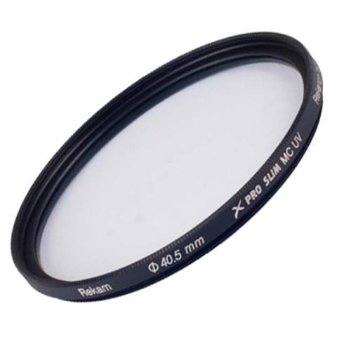 Фотография товара светофильтр для фотоаппарата Rekam X PRO SLIM UV 40-SMC16LC (10010016)