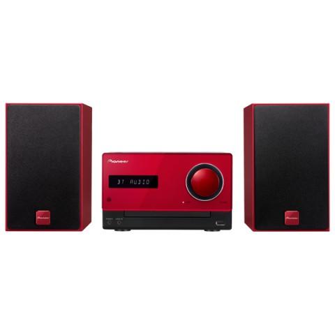Фотография товара музыкальный центр Micro Pioneer X-CM35-R Red (10010074)