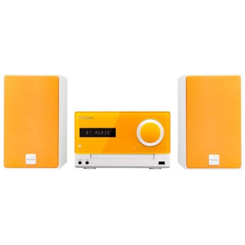 Фотография товара музыкальный центр Micro Pioneer X-CM35-D Orange (10010076)