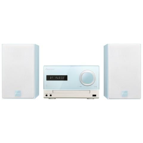 Фотография товара музыкальный центр Micro Pioneer X-CM35-L Light Blue (10010077)