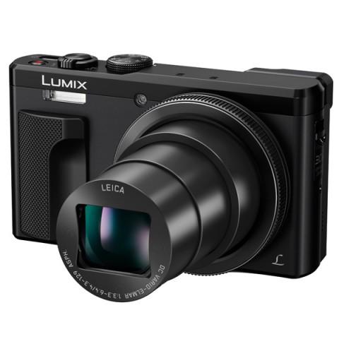 Фотография товара фотоаппарат компактный Panasonic Lumix DMC-TZ80 Black (10010142)