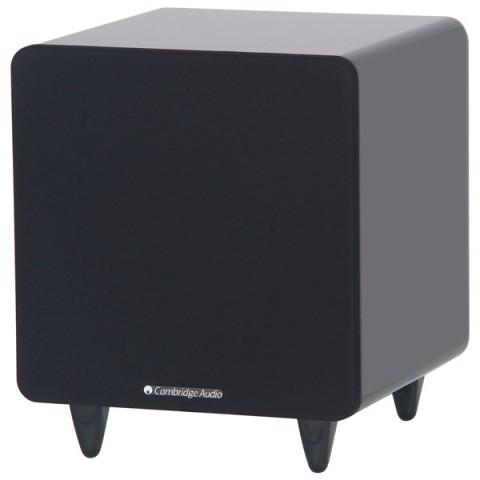 Фотография товара сабвуфер Cambridge Audio Minx X301 Black (10010214)