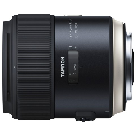 Фотография товара объектив Tamron SP 45мм F/1.8 Di VC Canon (F013E) (10010313)