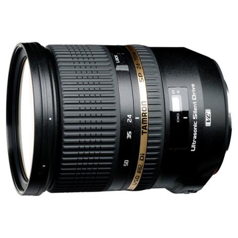 Фотография товара объектив Tamron SP 24-70мм F/2.8 Di VC USD Nikon (A007N) (10010329)