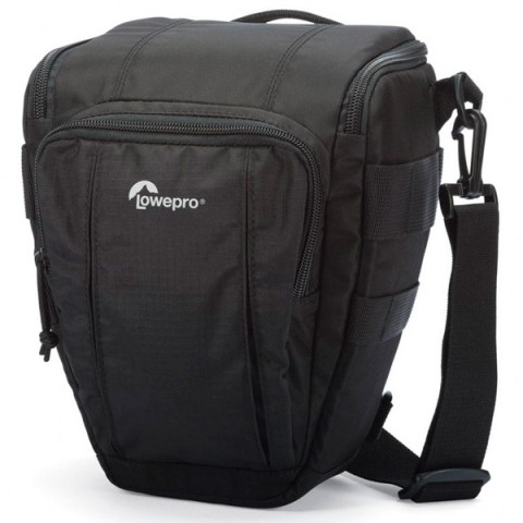 Фотография товара сумка для DSLR камер Lowepro Toploader Zoom 50 AW II Black (10010409)