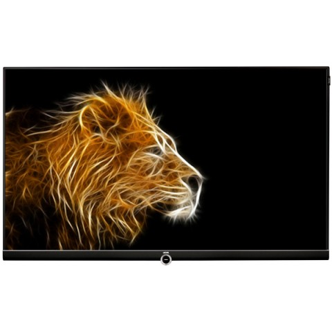 Фотография товара телевизор Loewe Connect 55 54443W51 Black + Black (10010482)