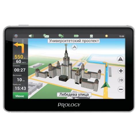 Фотография товара портативный GPS-навигатор Prology iMAP-5800 (10010485)