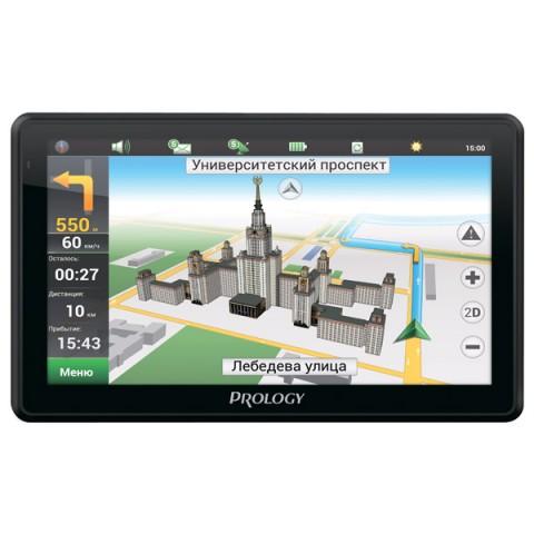 Фотография товара портативный GPS-навигатор Prology iMAP-7500 (10010486)