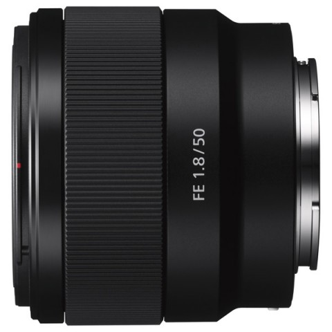 Фотография товара объектив Sony FE 50mm F1.8 (SEL50F18F) (10010495)
