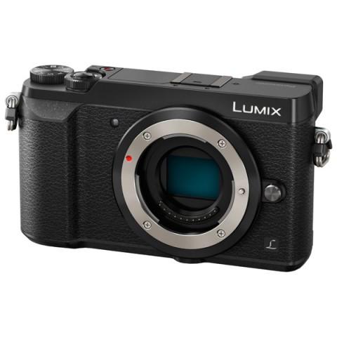 Фотография товара фотоаппарат системный Panasonic Lumix DMC-GX80EE-K Body Black (10010578)