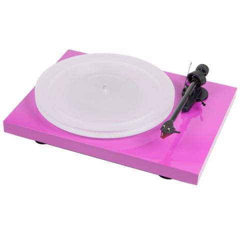 Фотография товара проигрыватель виниловых дисков Pro-Ject Debut Carbon Esprit Purple (10010639)