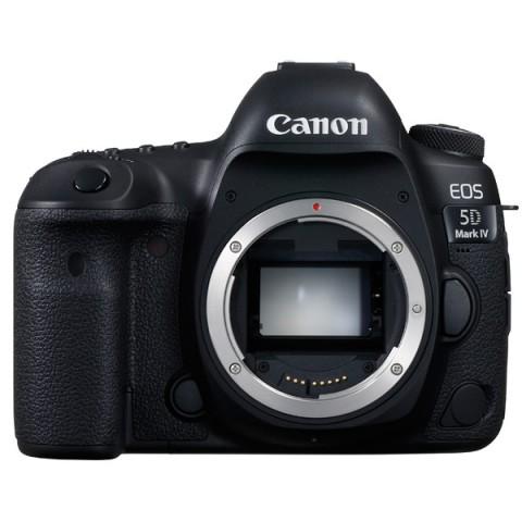 Фотография товара фотоаппарат зеркальный премиум Canon EOS 5D Mark IV Body (10010685)