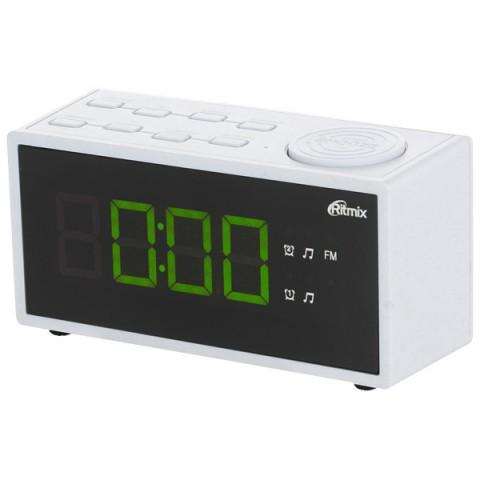 Фотография товара радио-часы Ritmix RRC-1212 White (10010712)