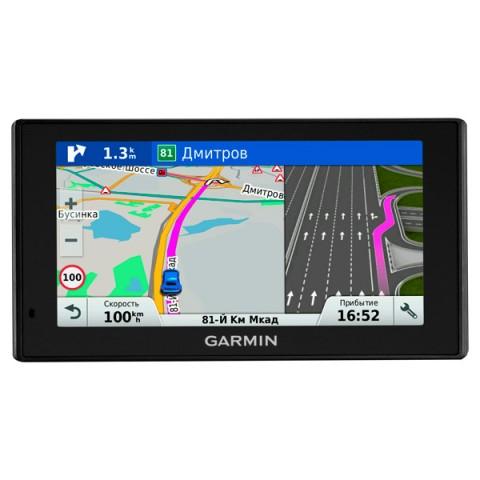 Фотография товара портативный GPS-навигатор Garmin DriveSmart 50 (10010722)