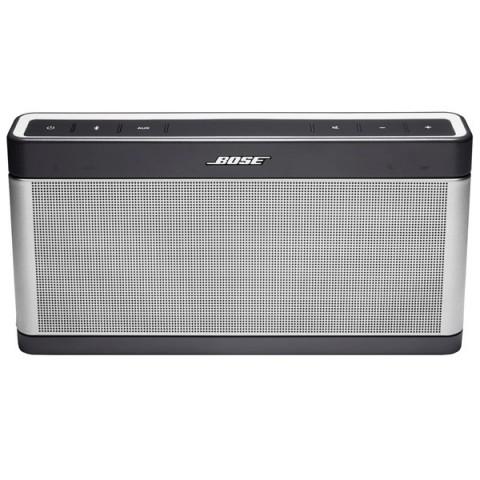 Фотография товара беспроводная акустика Bose SoundLink III (10010734)