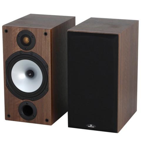 Фотография товара полочные колонки Monitor Audio Monitor MR2 Walnut (10010749)
