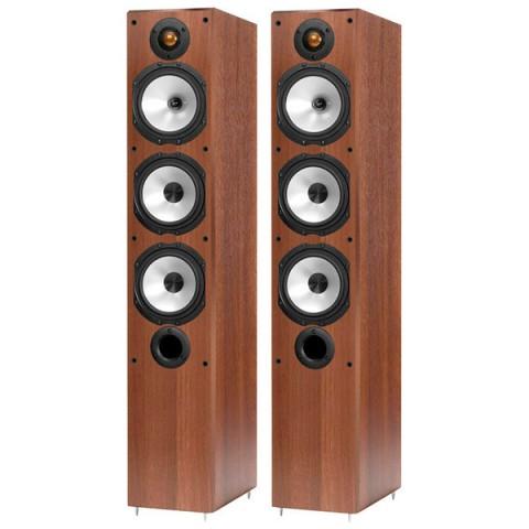 Фотография товара напольные колонки Monitor Audio Monitor MR6 Walnut (10010768)