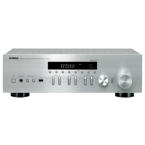 Фотография товара ресивер Yamaha R-N402 Silver (10010784)