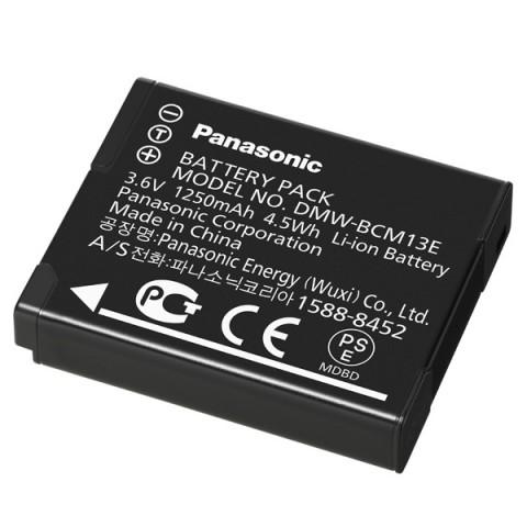 Фотография товара аккумулятор для цифрового фотоаппарата Panasonic DMW-BCM13E (10010840)