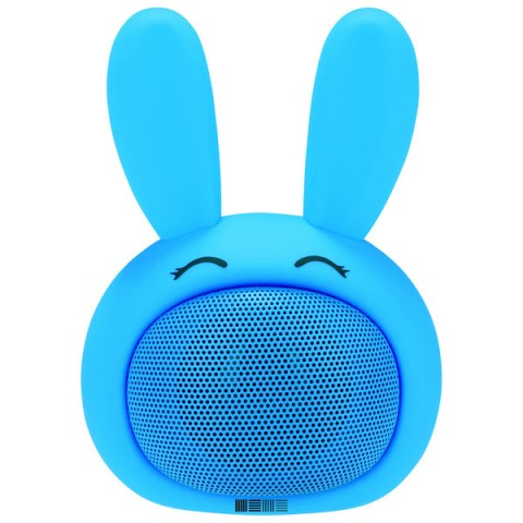 Фотография товара беспроводная акустика InterStep SBS-150 FunnyBunny Blue (IS-LS-SBS150BLU-000B201) (10010986)