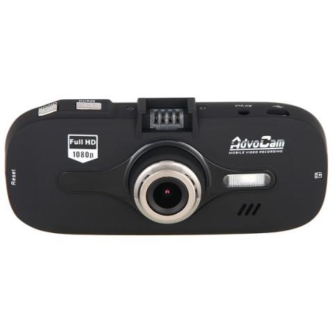 Фотография товара видеорегистратор AdvoCam FD8 BLACK GPS (10011005)