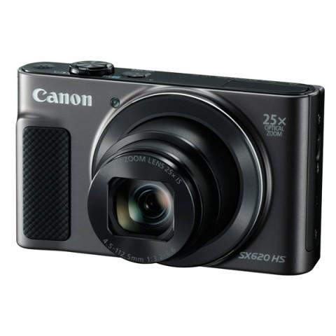 Фотография товара фотоаппарат компактный Canon PowerShot SX620 HS Black (10011010)