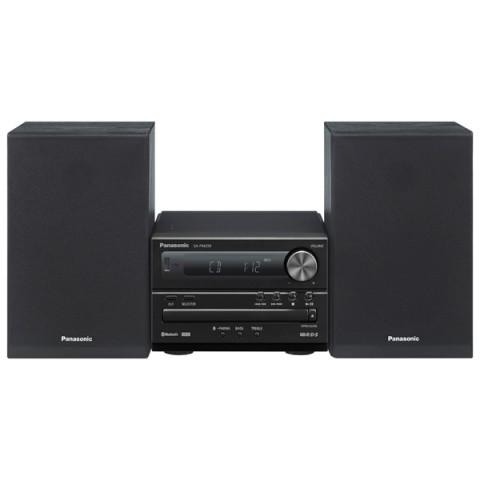 Фотография товара музыкальный центр Micro Panasonic SC-PM250EE-K (10011028)