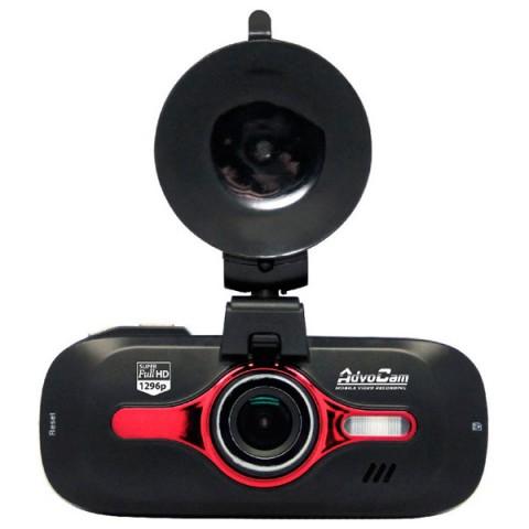 Фотография товара видеорегистратор AdvoCam FD8 RED-II (10011068)