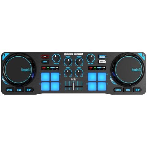 Фотография товара контроллер для DJ Hercules DJControl Compact (10011134)