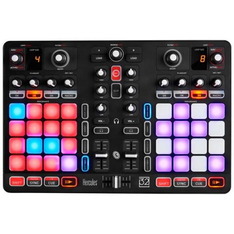 Фотография товара контроллер для DJ Hercules P32 DJ (10011135)