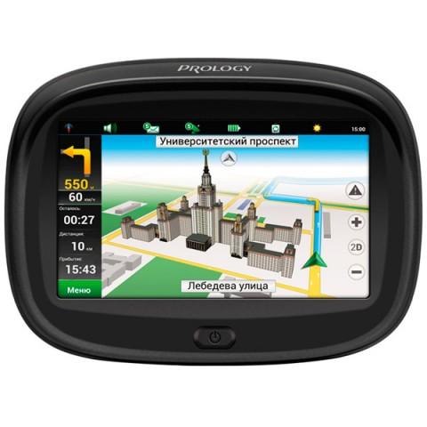 Фотография товара портативный GPS-навигатор Prology iMAP Moto (10011141)
