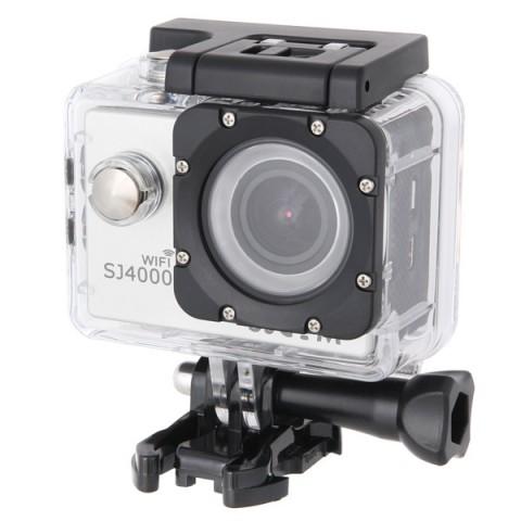 Фотография товара видеокамера экшн SJCAM SJ4000 Wi-Fi Silver (10011197)