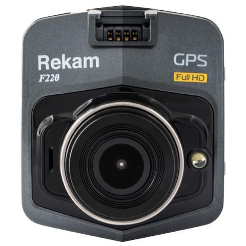Фотография товара видеорегистратор Rekam F220 (10011216)