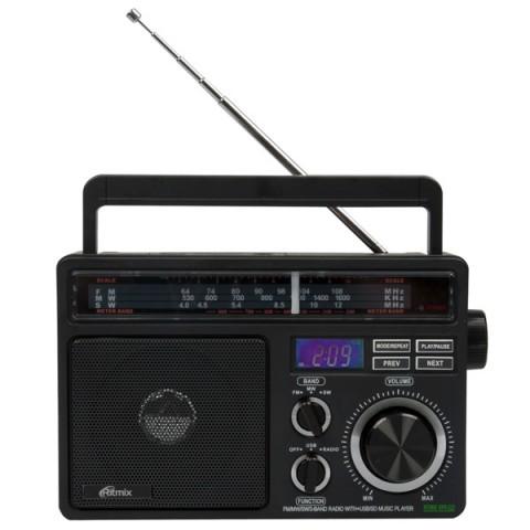 Фотография товара радиоприемник Ritmix RPR-222 (10011252)