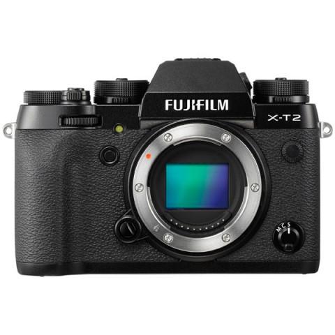 Фотография товара фотоаппарат системный премиум Fujifilm X-T2 Body Black (10011434)