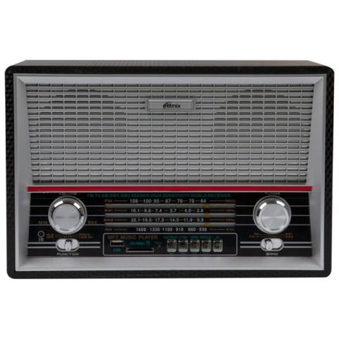 Фотография товара радиоприемник Ritmix RPR-101 Black (10011471)