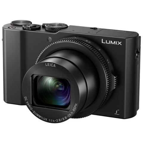 Фотография товара фотоаппарат компактный премиум Panasonic DMC-LX15EE-K Black (10011526)