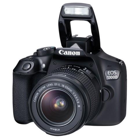 Фотография товара фотоаппарат зеркальный Canon EOS 1300D 18-55 DC Kit (10011620)