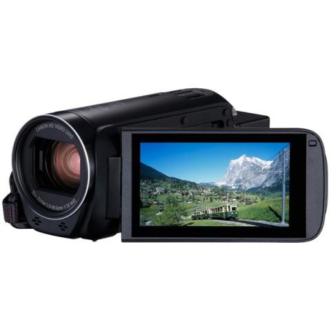 Фотография товара видеокамера Full HD Canon Legria HF R806 Black (10011651)