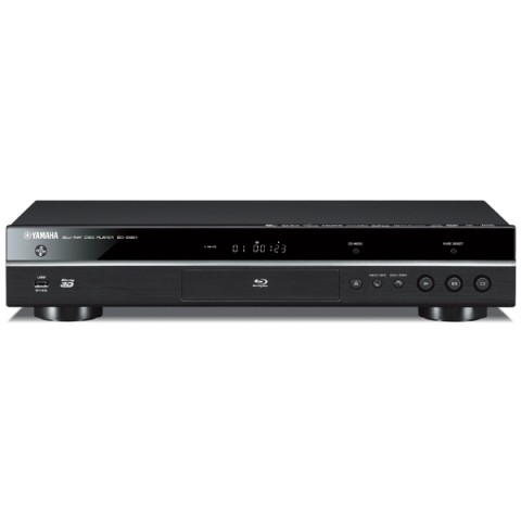 Фотография товара 3D Blu-Ray-плеер Yamaha BD-S681 (10011655)