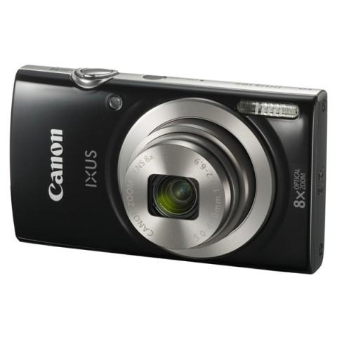 Фотография товара фотоаппарат компактный Canon IXUS 185 Black (10011690)