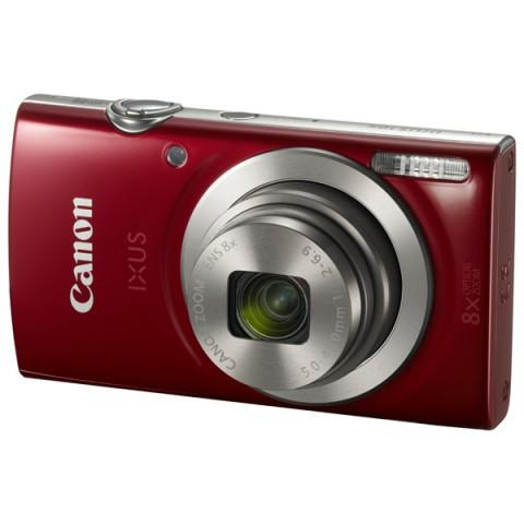 Фотография товара фотоаппарат компактный Canon IXUS 185 Red (10011691)