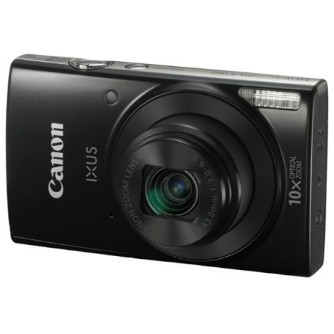 Фотография товара фотоаппарат компактный Canon IXUS 190 Black (10011692)